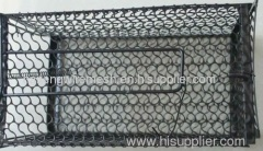 stainless steel rat cage