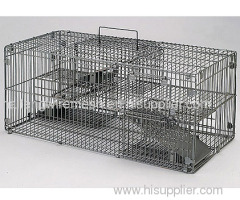 durable stainless steel rat cage