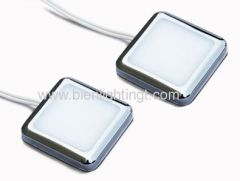 Square led cabinet light