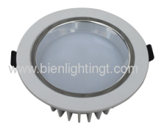 9w Recessed downlight high power