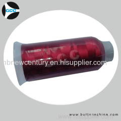 100%polyester embroidery thread