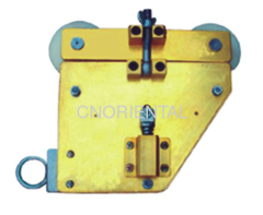 block recovery damper machine