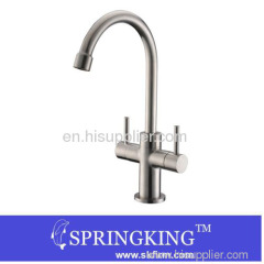 New Stainless Steel Kitchen Faucet