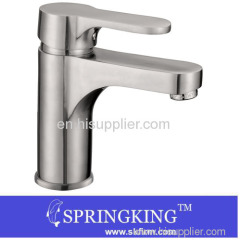 2011 New Style stainless Steel Basin Sink Faucet