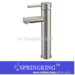 Best Selling Stainless Steel Basin Water Tap