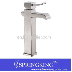 Stainless Steel Pull-out Basin Sink Mixer