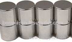 Sintering NdFeB cylinder magnetic