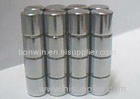 NdFeB cylinder magnetic for motor