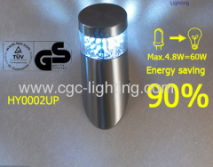 stainless steel LED outdoor Wall Lamp