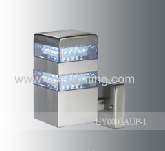 stainless steel LED outdoor Wall Mounted Lamp