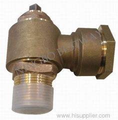 bronze ferrule valve from China