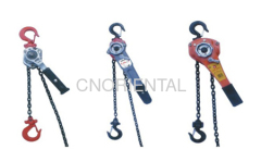 hand operated chain lever hoist for conductor sagging from 2.5KN ~ 90KN