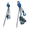 Manual hand chain hoist block