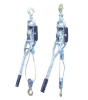 Ratchet hand operated lever chain hoist