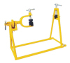 Steel wire rope eye end making machine for rope diamter 12~22mm