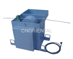 Steel wire rope oiler