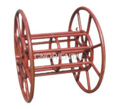 cradle reel elevators and steel wire rope reel