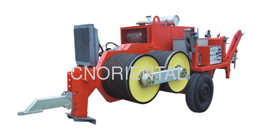 Hydraulic Line Puller : Hydraulic puller for kv line from china manufacturer