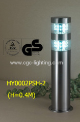 50W stainless steel LED garden post Lights