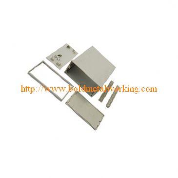 precision shee metal panel fabricating