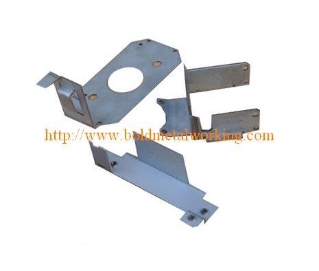 sheet metal blanking bracket
