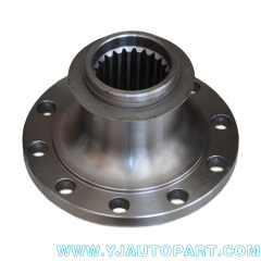 China OEM Drive shaft parts Companion Flange with Spline Hole