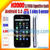 Hero H2000 3.5inch capacitive touch screen