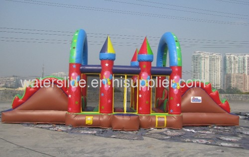discount inflatable water slide
