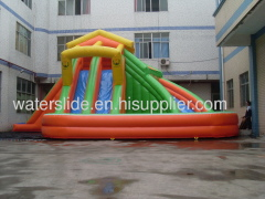 backyard water slides kids