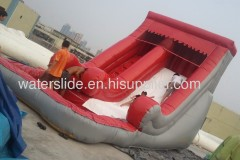 custom water slide