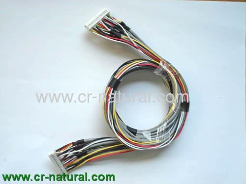105044590_refrigerator_wire_harness_s refrigerator wire harness manufacturer from china shanghai natural refrigerator wiring harness green wires at reclaimingppi.co