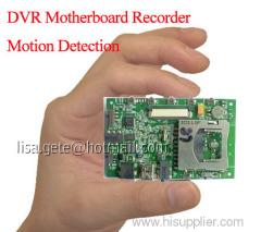 DVR board