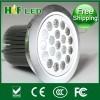 [HKF LED] 20watts 80% energy 6500k pure white led ceiling lamp, led downlight wholesale free shipping
