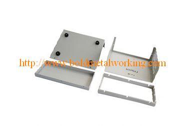 sheet metal desktop enclosure