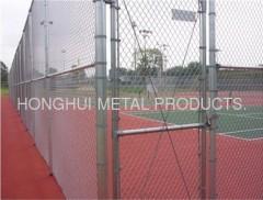 sport yard chain link fencing