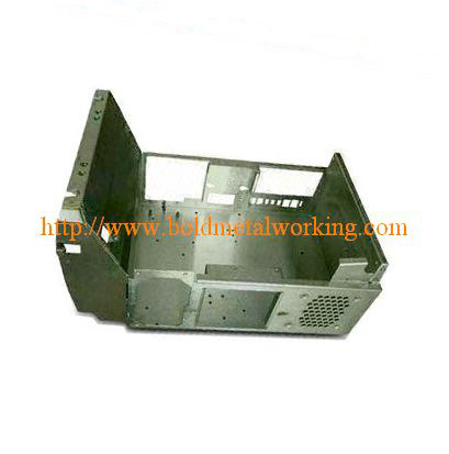 sheet metal optical device chassis