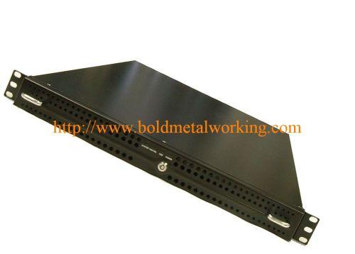 sheet metal 1U server chassis