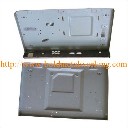 sheet metal industrial chassis