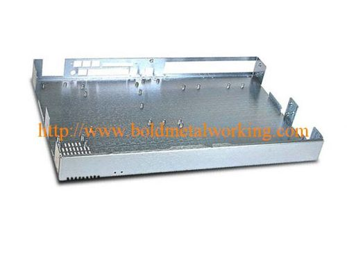precision sheet metal chassis