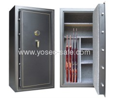 Yosec security home Fire and burglary gun safes