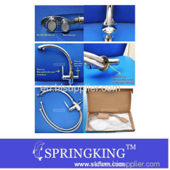 New Kitchen Tri-Flow Faucet Sanitary Ware