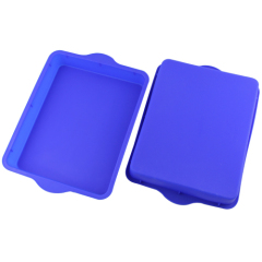 Silicone Cake Pan -- Rectangle
