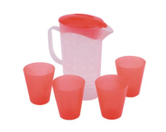 Water Jug & Cup Set
