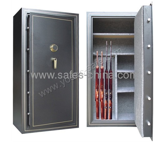 Ul Rated Closet Gun Safes Fire Resistant With Sargent