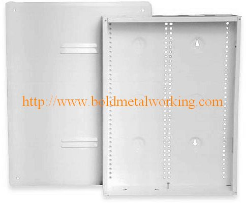 Custom Control Panel Enclosure From China Manufacturer