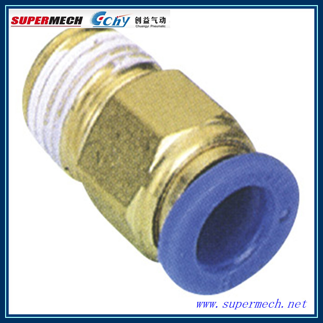 Pc compact one touch tube pneumatic air fittings products