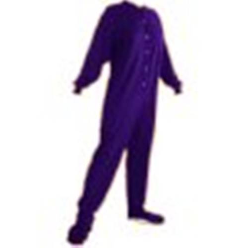 Size: from P to GG Details: Women cotton footed pajamas