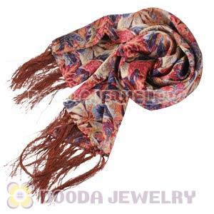 Silk Scarves 17050cm Handmade Silk Scarf Wholesale Long handmade Handmade Silk Scarves Wholesale