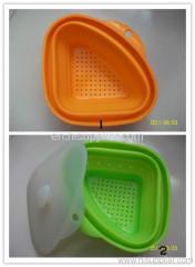 silicone container