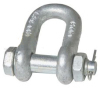 Chain Shackle Bolt Type with Safety Pin & Nut
